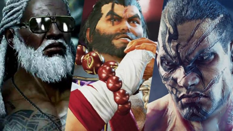 Tekken 7 announces its new DLC characters: Ganryu and Fahkumram