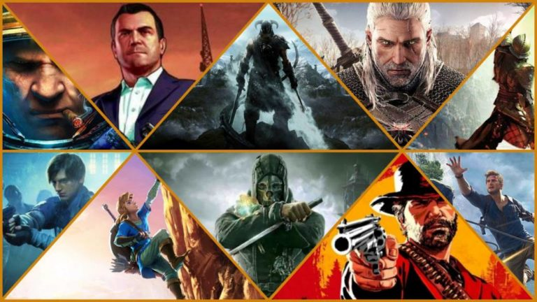 The best games of the decade
