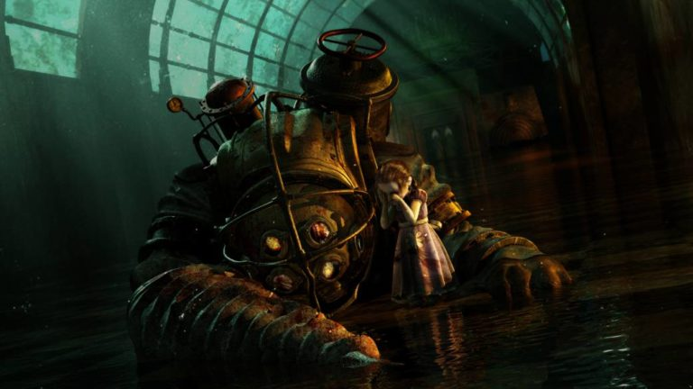 The new BioShock has been in development for more than two years