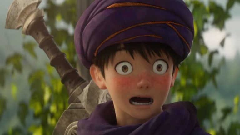 Ni No Kuni and Dragon Quest movies, on the way to Netflix