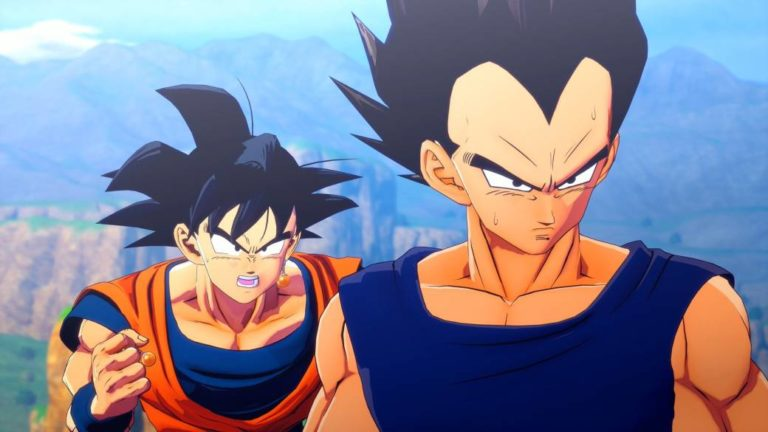 Dragon Ball Z Kakarot: all voice lines were rewritten for the game