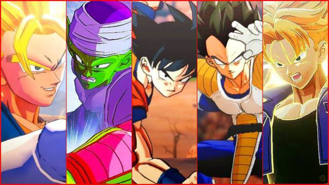 Complete guide Dragon Ball Z Kakarot PS4 Xbox One PC