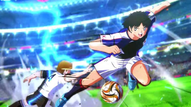 Captain Tsubasa announced: Rise of New Champions for PS4, Switch and PC