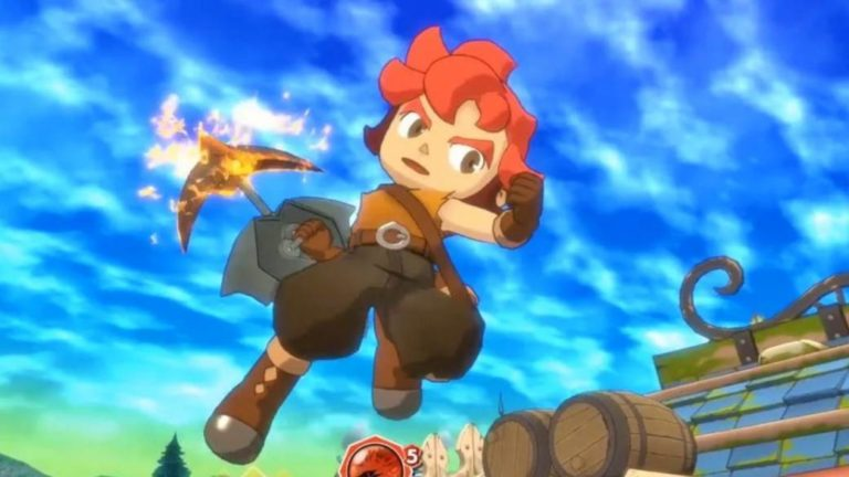 Little Town Hero (Game Freak) is no longer exclusive to Switch: it will be released on PS4