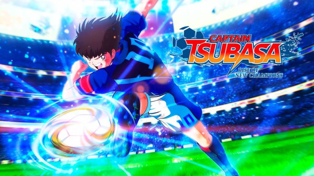 Captain Tsubasa: Rise of New Champions; we have played it