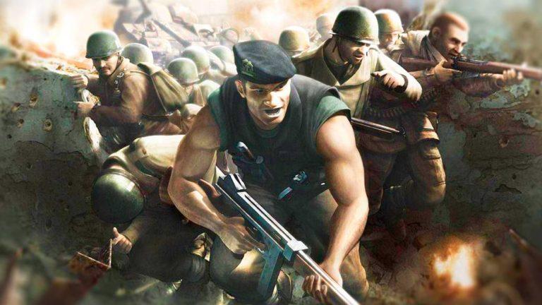 Pyro Studios: Commandos dream