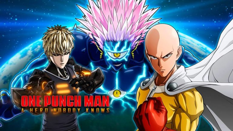 One Punch Man: A Hero Nobody Knows, all its keys