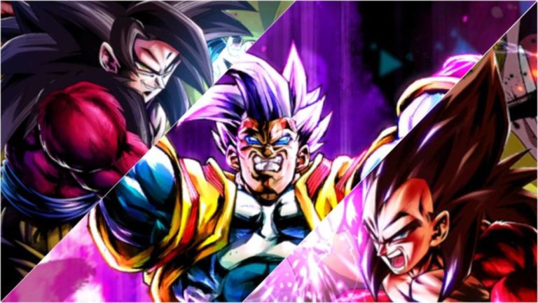 Dragon Ball Legends: GT team analysis and combat strategy
