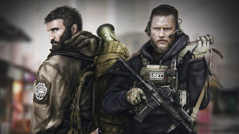 "Escape from Tarkov has no women because it required ""a lot of work"""