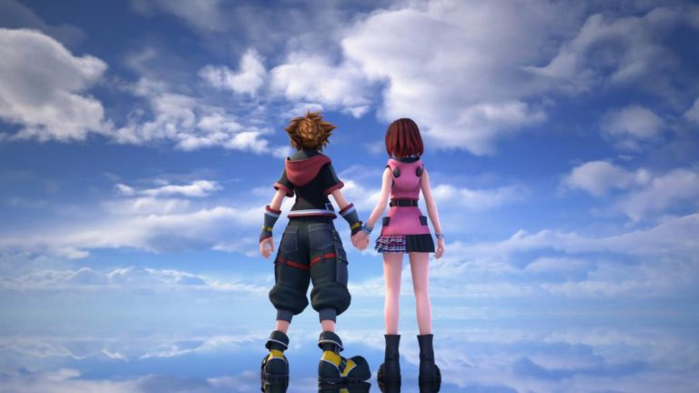 Kingdom Hearts 3 adds new combos in its 1.07 update