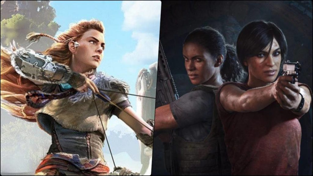Ps Now Opens Its New Games Of January 2020 Horizon Uncharted Lp