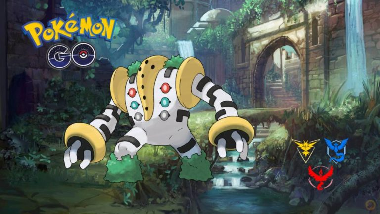 Pokémon GO: guide to beat and capture Regigigas in the raids and best counters