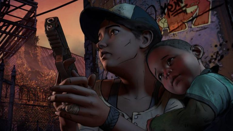 The Walking Dead by Telltale Games returns to Steam