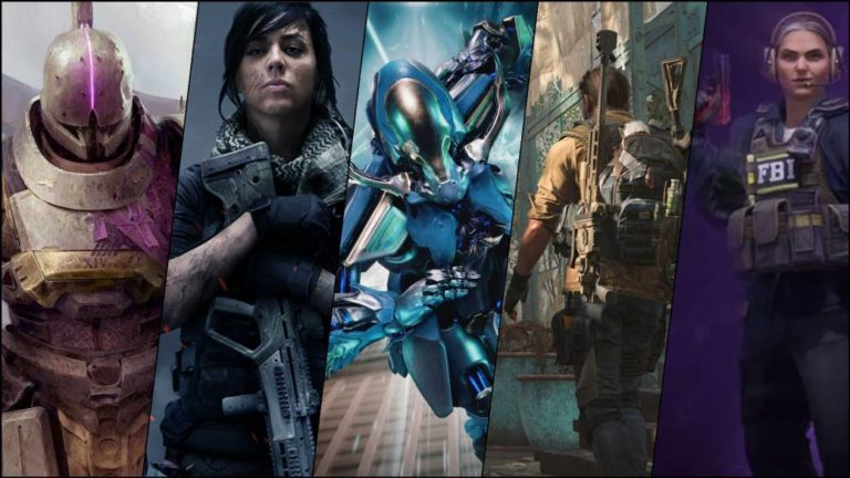 What the top 5 multiplayer shooter plans for 2020