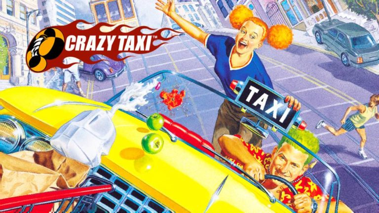 Crazy taxi: 20 years of madness
