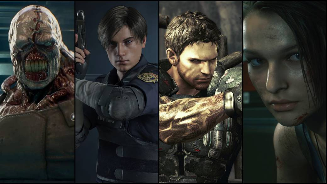 Resident Evil, in what order to play the saga?