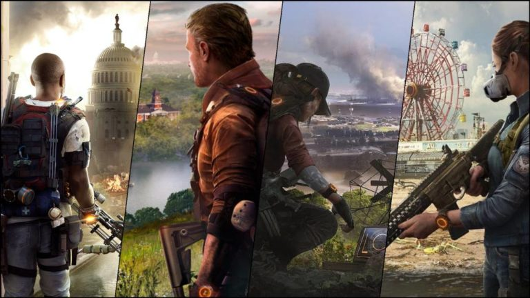 The Division 2: this has been its first year in the market