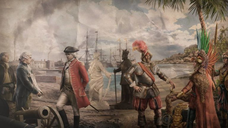 Humble Bundle: Europa Universalis IV and all its extras, from more than € 200 to 17