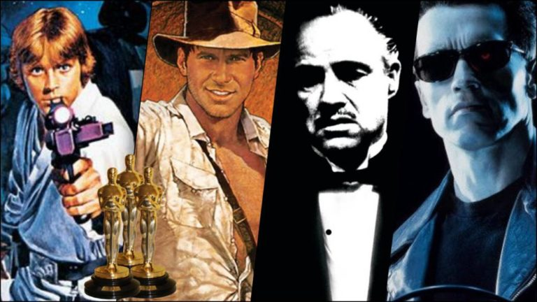 Video games with Oscar: 15 games based on a movie with figurine