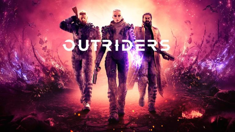 Outriders, the ambitious RPG shooter from Square Enix