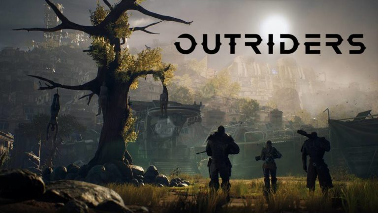 Outriders, first impressions of a third-party game revolutionized