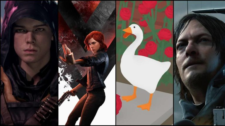 Untitled Goose Game, GOTY at the DICE Awards; all winners
