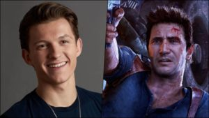 The Uncharted movie will be inspired by Uncharted 4, confirms Tom Holland