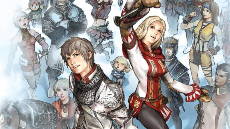 Final Fantasy XI for mobile is still in development; five years of waiting
