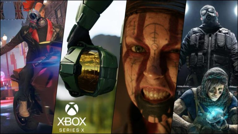 Xbox Series X: all games confirmed for now