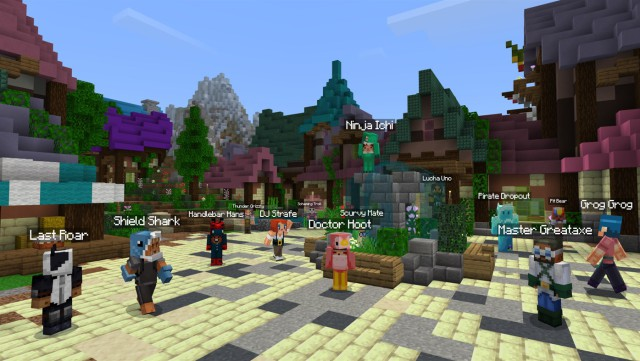 minecraft full guide pc ps3 ps4 ps vita xbox 360 xbox one nintendo 3ds switch wii u mobile android ios iphone