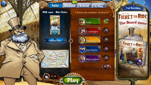 Carcassonne and Ticket to Ride, free at Epic Games Store ...