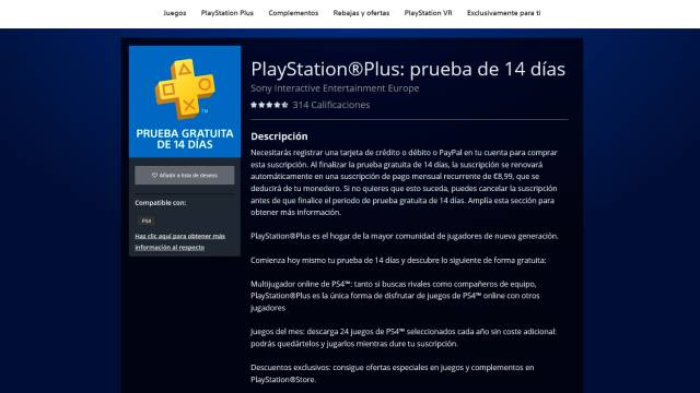 How To Get A Free 14 Day Ps Plus Subscription
