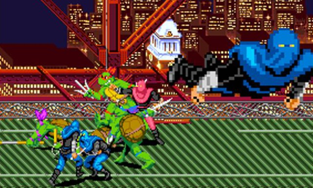 The Ninja Turtles: their best and worst games