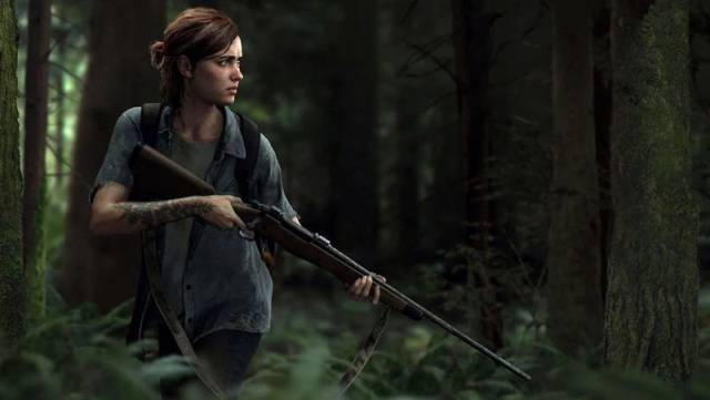 Women video games female characters Ellie The Last of Us