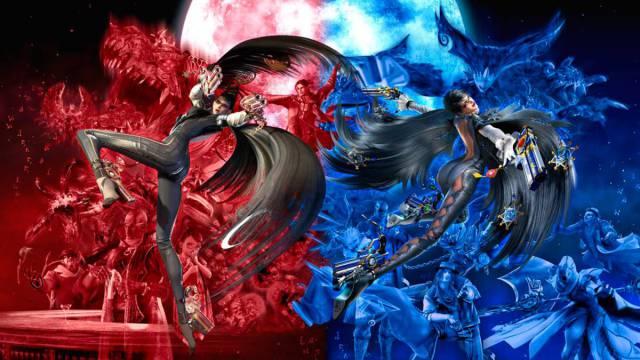 Women video games Bayonetta female characters