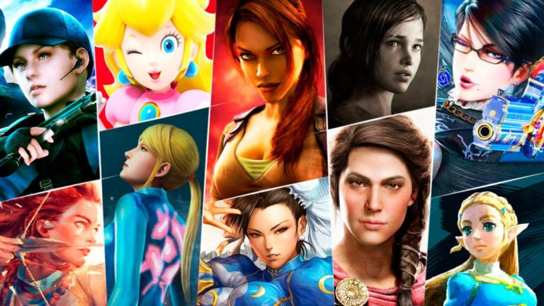 The 10 most important female characters in the world of videogames