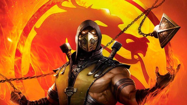 Mortal Kombat Legends Scorpion's Revenge: extreme violence in his new trailer