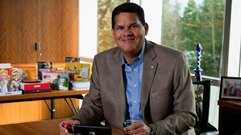 Reggie Fils-Aime, former president of Nintendo America, will be a director at GameStop