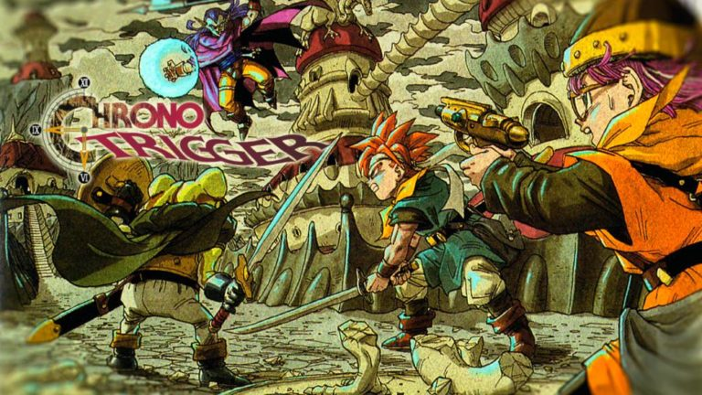 Chrono Trigger, 25 years of an adventure through time, friendship and death