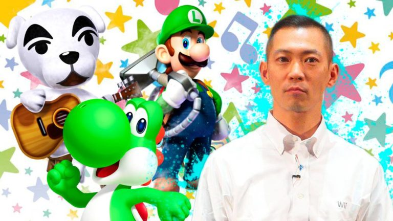 Kazumi Totaka, composer of Animal Crossing and voice of Yoshi