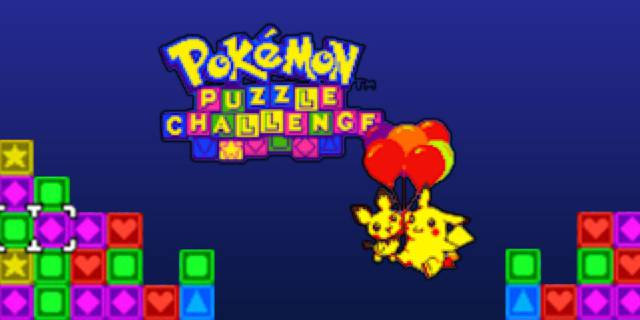 Pokémon Puzzle Challenge (2001, GBC)
