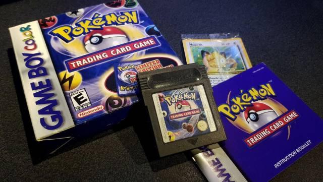 Pokémon Trading Card Game (2000, GB)