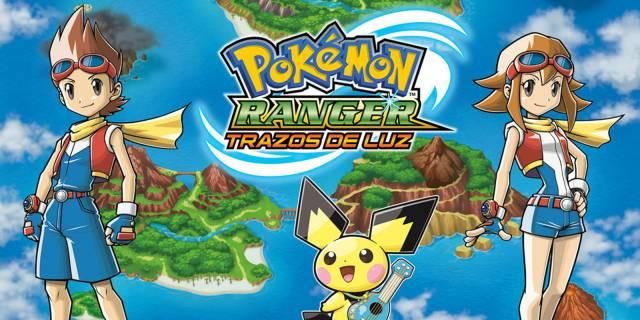 Pokémon Ranger: Strokes of Light (2010, NDS)