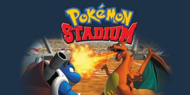 Pokémon Stadium (2000, N64)
