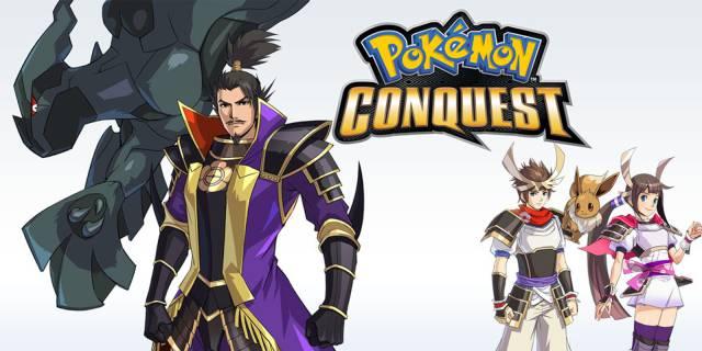 Pokémon Conquest (2012, NDS)