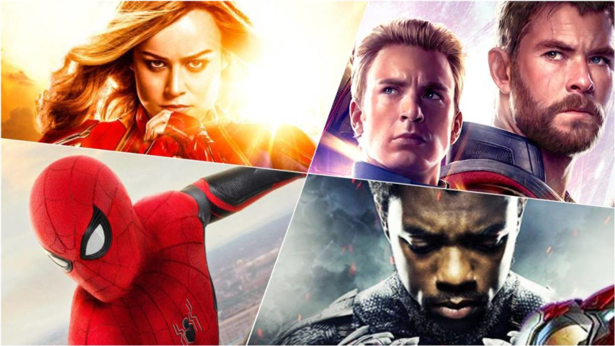 In What Order To See The Marvel Movies 2020
