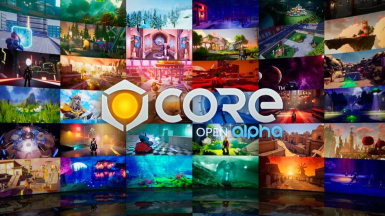 """Core, a platform that aims to """"democratize the creation of games"""""""