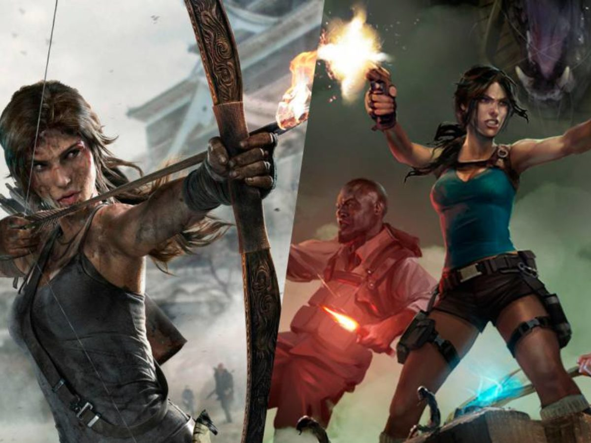 Free Download Tomb Raider And Lara Croft And The Temple Of Osiris