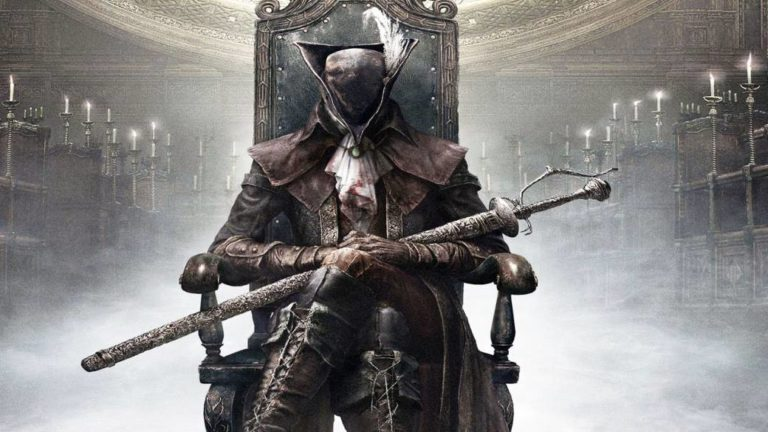 5 years of Bloodborne, the first PS4 shield when there was no fortress