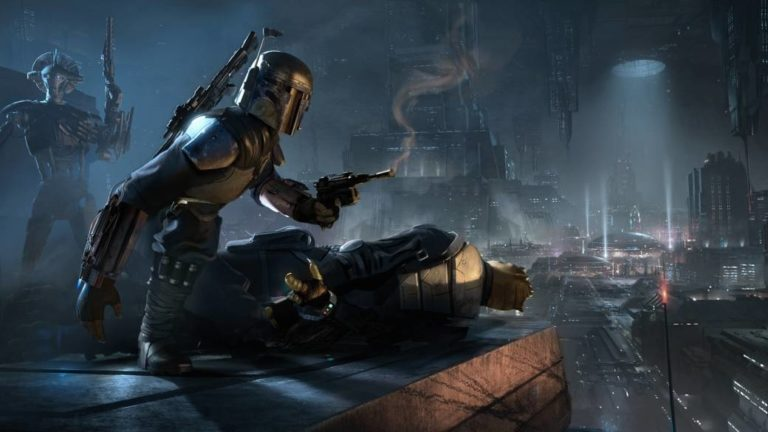 Star Wars 1313 is shown in a new image 7 years after its cancellation